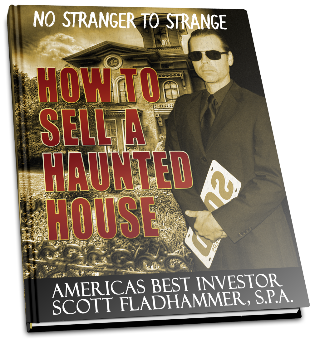 Author, Real Estate Investor & Business Coach Scott FladHammer