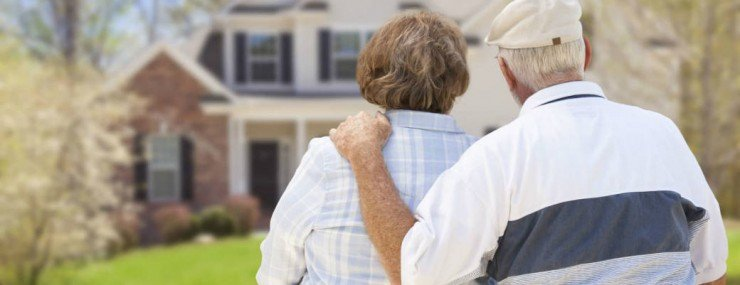 Home Help for Senior Elderly Homeowners Downsizing