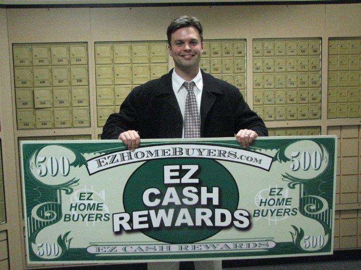 real estate referral program easy cash awards fort wayne 39 s housebuyer the we buy houses guy. Black Bedroom Furniture Sets. Home Design Ideas