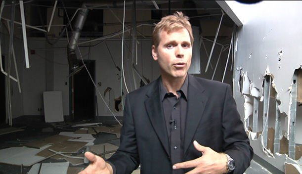 Scott FladHammer flips mega-mansions and paranormal property