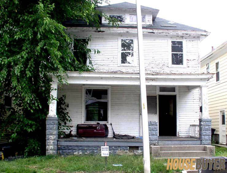 We Help Fort Wayne Sell Condemned House