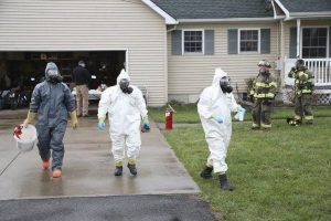 Drug House Meth lab in Fort Wayne House Busted Landlord