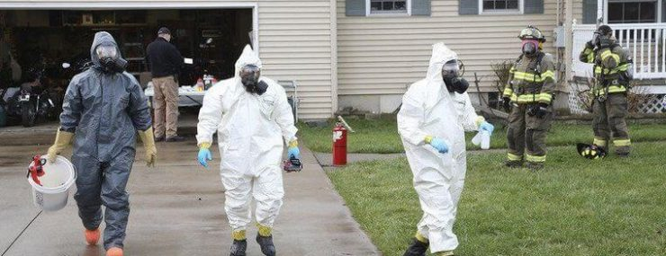 Drug House Meth lab in Fort Wayne House Busted Landlord